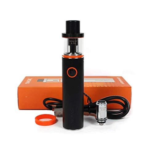 AUTÉNTICO SMOK VAPE PEN 22 Cigarrillo electrónico 1650 mAh (Negro) Sin Tabaco - Sin Nicotina