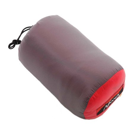 ナンガ (NANGA) UDD BAG 380DX ショート RED(レッド)