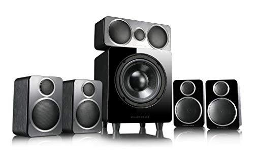 Wharfedale DX-2 5.1 Speaker System (Black)