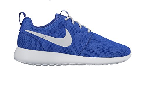 Nike Wmns Roshe One, Zapatillas para Mujer, Azul (Paramount Blue/Pure Platinum/White), 37.5 EU