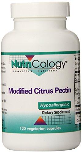 Modified Citrus Pectin 120 veg. Kapseln NCY