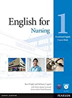English for Nursing: Level 1 Coursebook with CD-ROM (Vocational English Series)