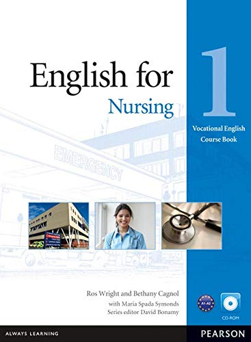 English for Nursing Level 1 Coursebook and CD-ROM Pack: Industrial Ecology: Vol. 1