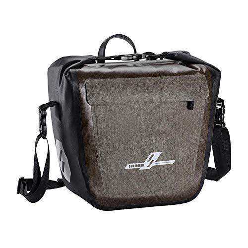 Gowind6 Bike Frame Bag,Bike Cycling Phone Holder Bag 19L Full Waterproof Bicycle Saddle Bag Bike Rear Rack Bag Luggage Pannier