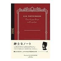 アピカ プレミアムCDノート A4 方眼罫 3冊セット