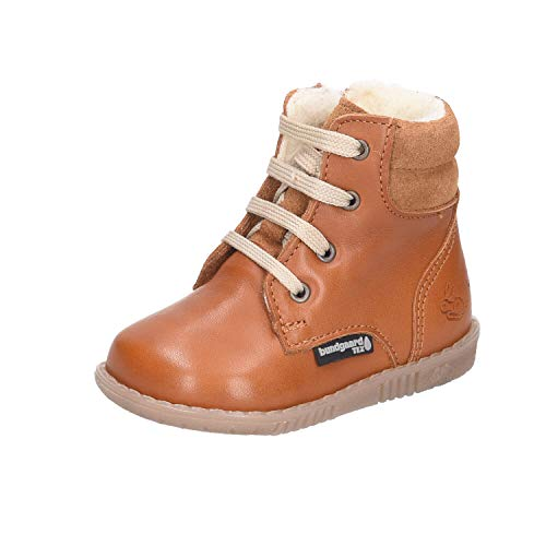 Bundgaard Kinder Winterboots Rabbit Lace 206 Tan BG303070G braun 773582
