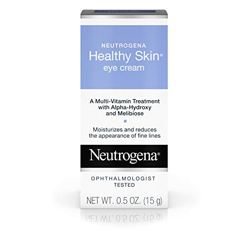 41Lw7OcZx5L - Neutrogena Healthy Skin Eye Firming Cream with Alpha Hydroxy Acid, Vitamin A & Vitamin B5 - Eye Cream for Wrinkles with Glycerin, Glycolic Acid, Alpha Hydroxy, Vitamin A, Vitamin B5, Vitamin C, 0.5 oz
