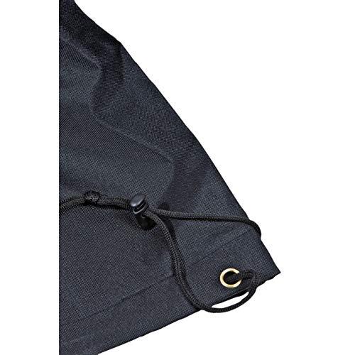 Girlande silber verandaheizung Abdeckung (Ø124cm, höhe 179cm) - 7
