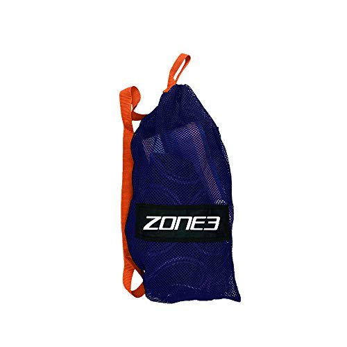 ZONE3 Small Mesh Training Wetsuit Tas - Zwart, One Size