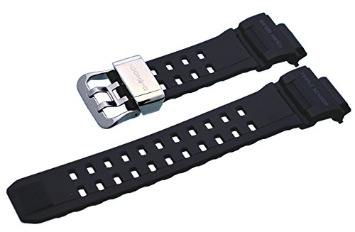 Casio 10455201 Genuine Factory Replacement Resin Band, Fits GW-9400-1, GW-9400 and others