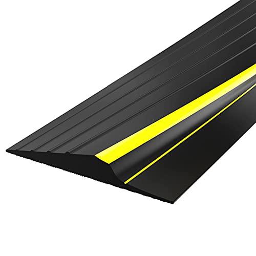 Garage door seal, west bay 13. 4 ft long bottom rubber weatherproof...