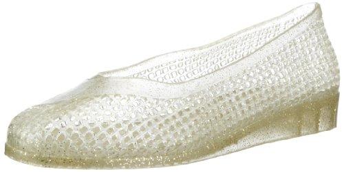 Fashy Damen Ballerina-Slipper Ballerinas, Gold (Gold-Glitter 92), 39 EU