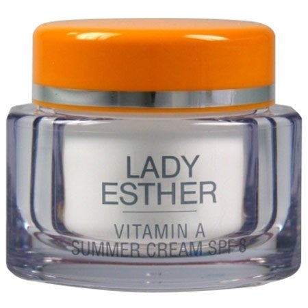 Lady Esther Cosmetic Vitamin A Summer Cream SPF 8