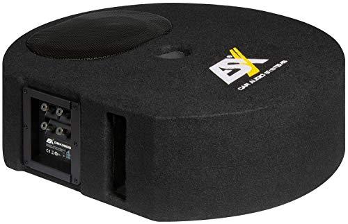 ESX DBX300Q | 15 x 23 cm (6 x 9') Bassreflex-System für die Reserverad-Mulde