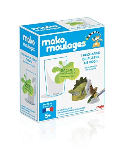Mako Moulages Recharge de Plâtre - Special création