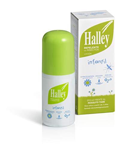 HALLEY Repelente Insectos Spray Infantil Eficaz Antimosquitos | Especial Niños