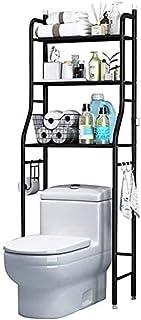 3 Shelf Towel Storage Rack Organizer Over The Toilet Bathroom