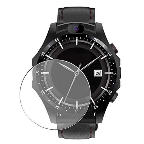 Vaxson 3 Stück Schutzfolie, kompatibel mit Smartwatch smart watch X9 1.61, Displayschutzfolie Bildschirmschutz Blasenfreies TPU Folie [nicht Panzerglas]
