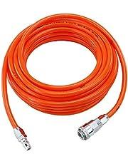 E-Value ウレタンエアーホース 内径7mm×外径10mm 10m オレンジ EUH-10OR