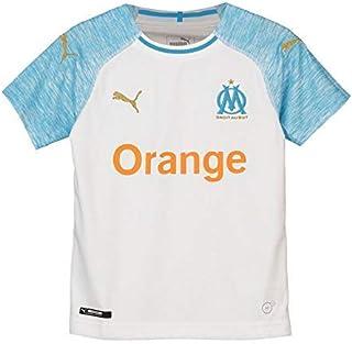 4ca8798f61adc Puma Olympique de Marseille Home Shirt Replica Maillot Mixte Enfant