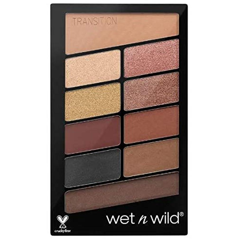膨らみ郵便物トーストWet N Wild Color Icon Eyeshadow 10 Pan Palette (My Glamour Squad) 海外直送 [並行輸入品]