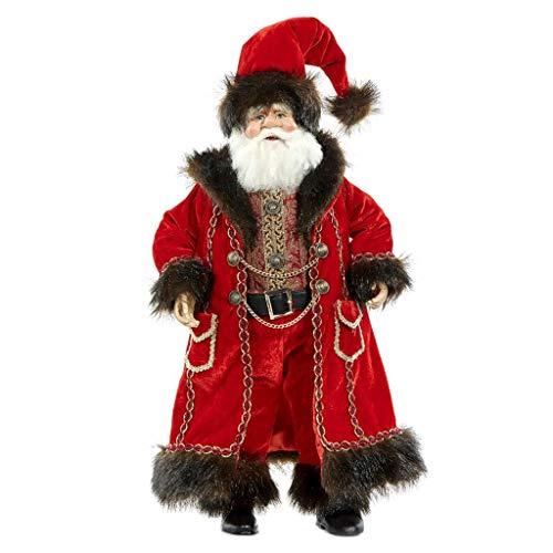 17 centimetri Goodwill Corona per albero di Natale con corona in filo metallico