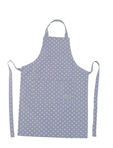 Ochre And Ocre Organic Cotton Kids Apron Madelaine Lavender