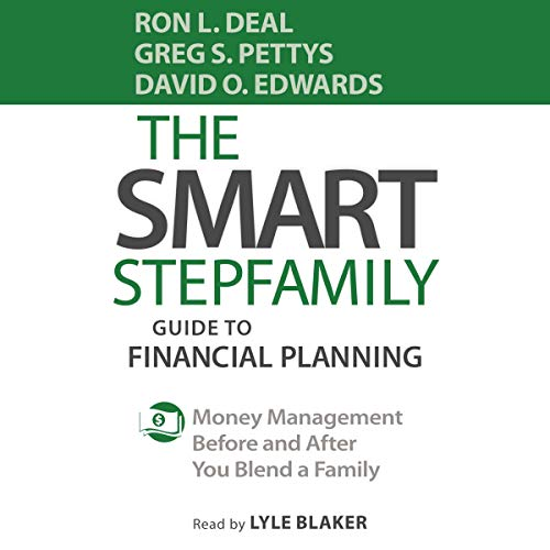 The Smart Stepfamily Guide to Financial Planning audiobook cover art