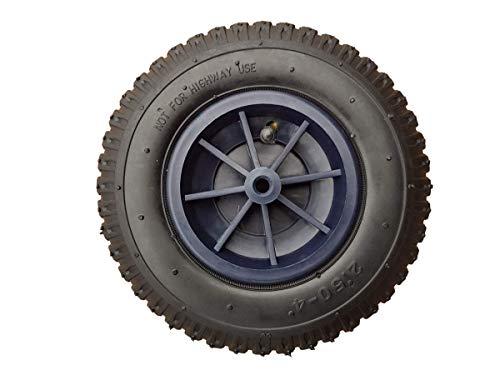 Frosal Ersatzrad Bollerwagen Nick und Bel Sol | Luftreifen | Luftrad | Rad | Luftbereifung | blau