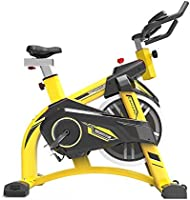 TA Sport Spin Bike, Yellow
