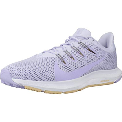 Nike Wmns Quest 2, Scarpe da Running Donna, Viola (Amethyst Tint/Purple Agate/Celestial Gold/Atmosphere Grey/Lavender Mist/White 500), 41 EU