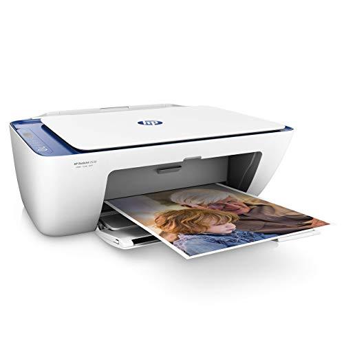 Hp Deskjet 2630 V1N03B#629 Impresora Multifunción de Tinta (Imprime, Escanea y Copia), Incluye 2 Meses de Instant Ink