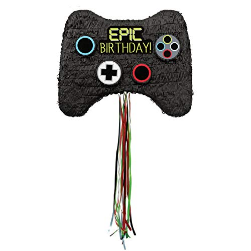 BirthdayExpress Epic Party - Game Controller Pinata (1)