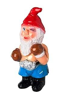 Garden Gnome Boxer Plastic 33 cm