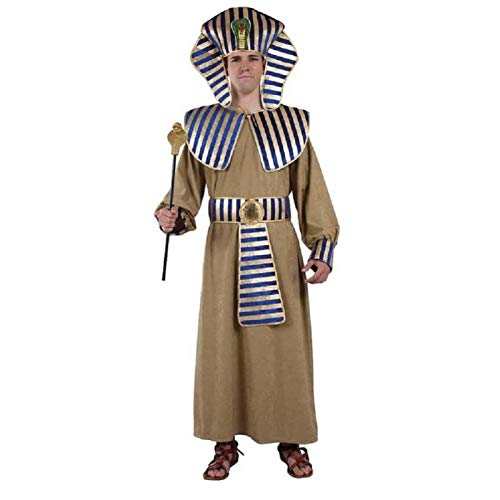 Fycar - Disfraz de faraon Toutankhamon