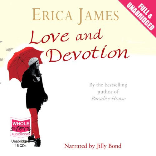 Love and Devotion audiobook cover art
