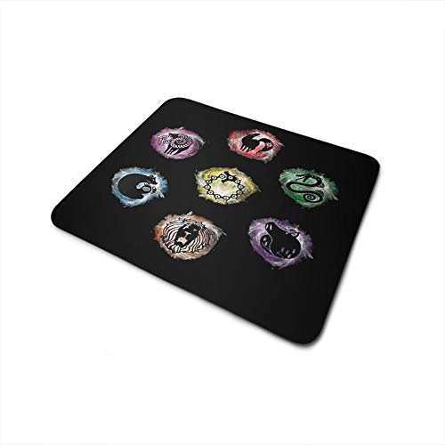 Mouse Pad Antiderrapante The Seven Deadly Sins 7 Pecados