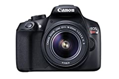 180 Megapixel CMOS (APS C) image sensor and high performance DIGIC 4+ Image Processor for excellent speed and quality ISO 100 6400 (expandable to H: 12800) for shooting from bright light to low light Compatible with Eye Fi Cards Multimedia cards (MMC...