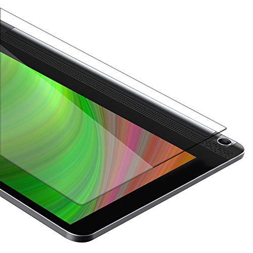 """pellicola lenovo yoga tablet 3 10 Cadorabo Pellicola Protettiva per Lenovo Yoga Tablet 3 10 (10.1"""" Zoll) in Elevata TRASPARENZA - Vetro Temprato Blindato per Display 0"""