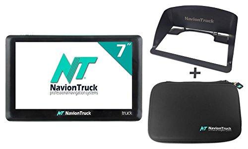 Navion X7 Truck con visera y funda