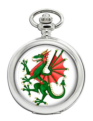 Rampant Dragon Full Hunter Taschenuhr