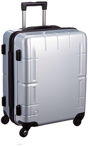 [プロテカ] 3年保証付 日本製スーツケース スタリアV 53L 51 cm 3.6kg 02642 シルバー