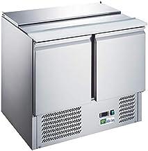 Ensaladera refrigerada de 240 a 368 litros – Serie Star – AFI Collin Lucy 2 x 1/1 et 3 x 1/6