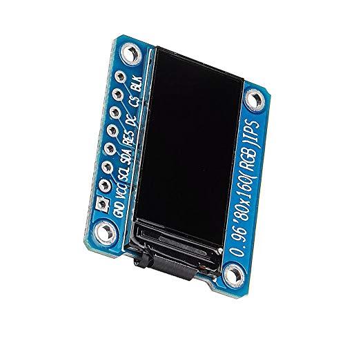 『AiHua Huang LDTR-DM33 0.96インチ7PIN HD色のIPS画面TFT LCDディスプレイSPI ST7735モジュール』の3枚目の画像