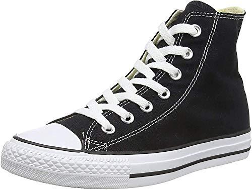 Converse Chuck Taylor All Star-Hi, Sneaker Unisex Adulto, Black, 39 EU