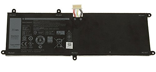 Best Review Of GreenTech New VHR5P Replacement Battery for Dell Latitude 11 5175 7.6V 35Whr Primary ...