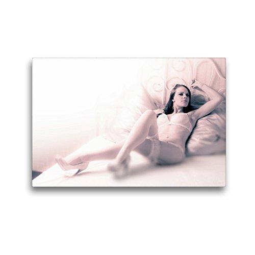 Premium Textil-Leinwand 45 x 30 cm Quer-Format Dessous   Wandbild, HD-Bild auf Keilrahmen, Fertigbild auf hochwertigem Vlies, Leinwanddruck von Markus W. Lambrecht