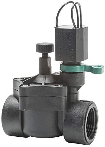 Elettrovalvola K-Rain MADE IN ITALY RN-150 1  FF Con Regolatore Di Flusso Per Sistemi Di Irrigazione| Astina In Acciaio Autopulente|Molla Della Membrana In Acciaio Con Azione Progressiva (1)