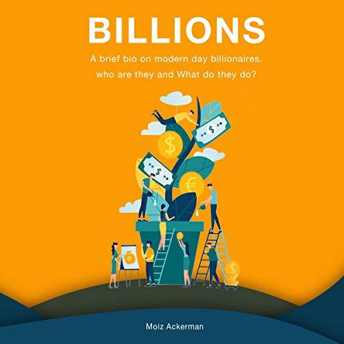 Billions audiobook cover art