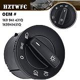HZTWFC Interruptor de los faros OEM # 1K0 941 431Q 1K0941431Q
